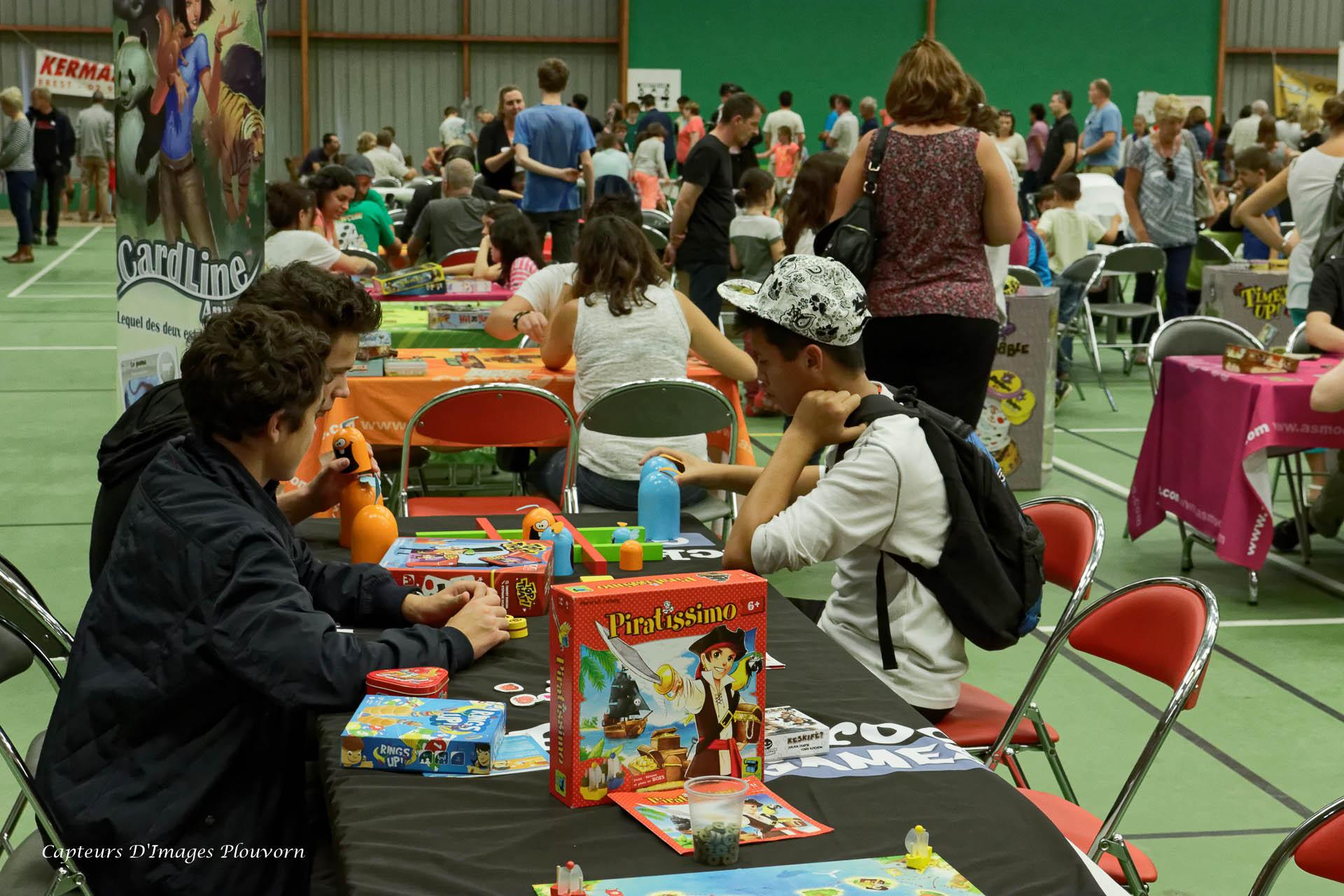 """Fête du jeu """"Troadé, les 9 et 10 septembre 2017 Photo2"""
